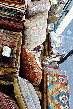 Il nostro negozio di tappeti persiani a Milano