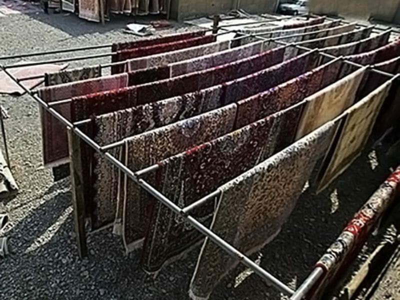 Lavaggio tappeti zona Baggio Milano